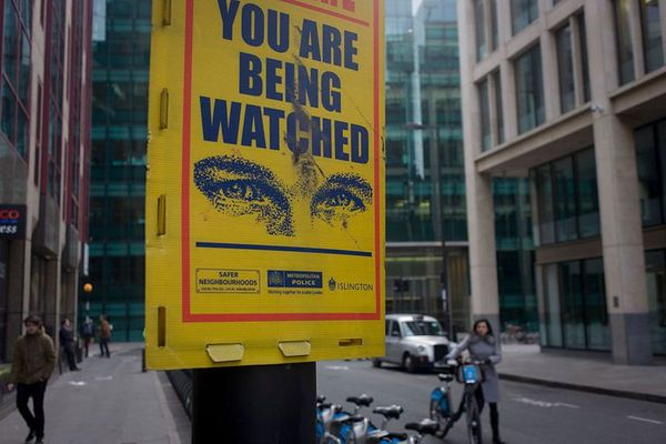 Issue #728: Orwellian Watch